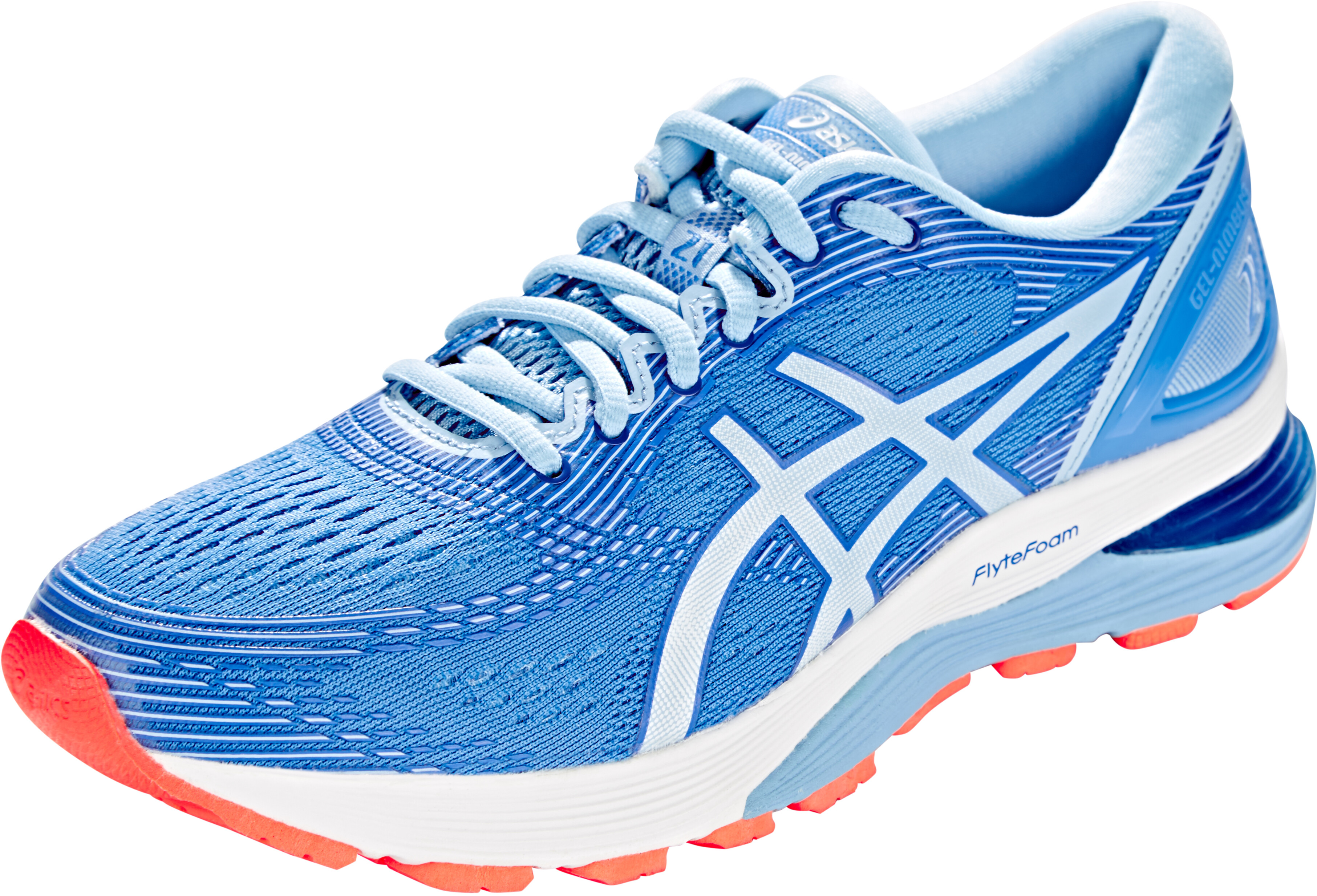 asics Gel-Nimbus 21 Naiset Juoksukengät  a063caa6f2